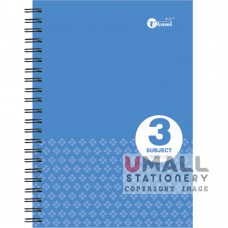 S6520 - 3 SUBJECT 80gm Malaysia Penang Online Stationery Store