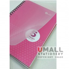S6521 - 5 SUBJECT 80gm Malaysia Penang Online Stationery Store