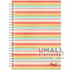 S6531 - RING NOTE BOOK - SOFT COVER