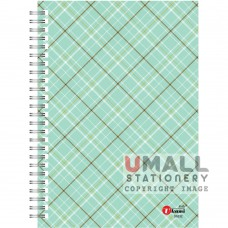 S6532 - RING NOTE BOOK - SOFT COVER