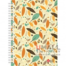 S6535 - RING NOTE BOOK - SOFT COVER