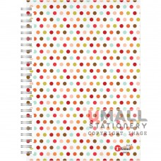 S6536 - RING NOTE BOOK - SOFT COVER