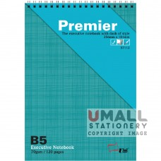 S7112 - Premier Ring Note Book 70gm