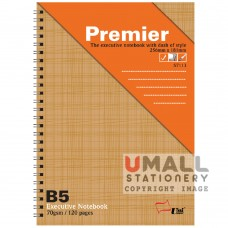 S7113 - Premier Ring Note Book 70gm