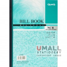 S7122 - CAMIS BILL BOOK (NCR)
