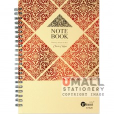 S7526 - RING NOTE BOOK