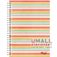 S7531 - RING NOTE BOOK - HARD COVER