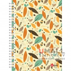 S7535 - RING NOTE BOOK - HARD COVER