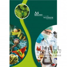 S8011 - A4 Biology Note Book Malaysia Penang Online Stationery Store