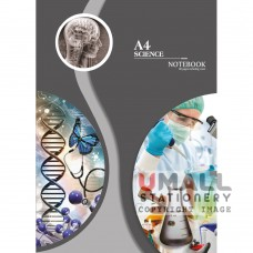 S8013 - A4 Science Note Book Malaysia Penang Online Stationery Store