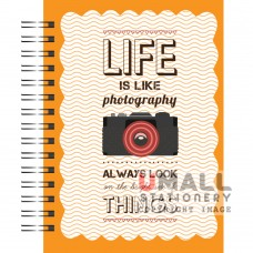 S8139 - RING NOTE BOOK