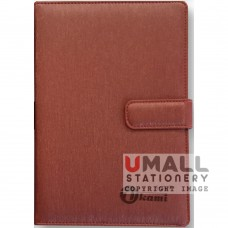 S8302 - Ring Note Book White Colour Inner with Ruled Lines