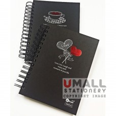 S8528 - Ring Note Book A5