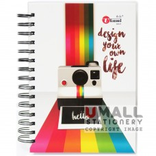 S8537 - RING NOTE BOOK