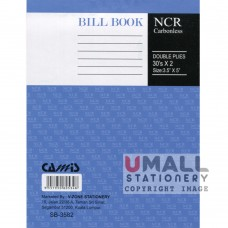 SB3582 - BILL BOOK (NCR)