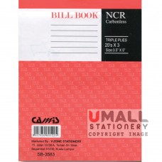 SB3583 - BILL BOOK (NCR)