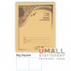 SBL8081 - Buku Latihan - Big Square