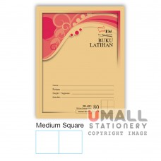SBL8081 - Buku Latihan - Medium Square