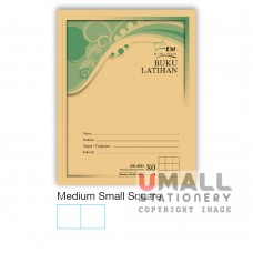 SBL8081 - Buku Latihan - Medium Small Square