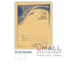 SBL8081 - Buku Latihan - Small Square