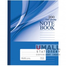 SBL2001 - The Quality Note Book 60gm