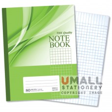 SBL804 - The Quality Note Book - Small Sq 60gm