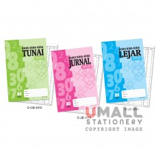 SCB4012 - Card Cover Buku Tunai 70gm