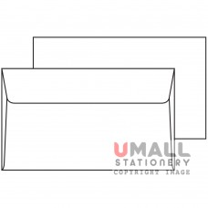 WHITE ENVELOPE 6 X 3.5, Packing: 25pkts