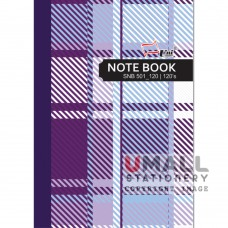 SNB501-120 - Personal Note Book Malaysia Penang Online Stationery Store
