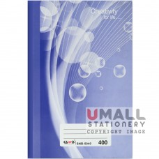 SNB5040 - Camis Short Oblong Book 50gm