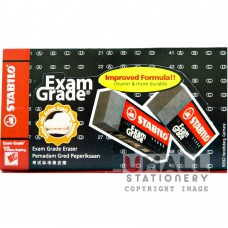 STABILO EXAM GRADE - Eraser, 10pcs/box