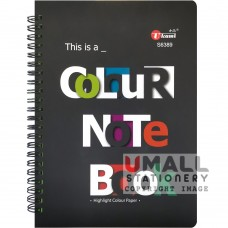 S6389 - HIGHLIGHT COL PAPER & PP SHEET Malaysia Penang Online Stationery Store