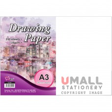 S1357 - DRAWING PAPER A3 135gm