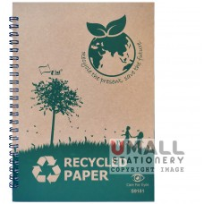 S9181 Recycled Paper Note Book