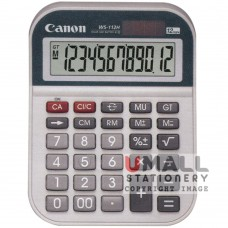 CANON Desktop WS-112H | WS Series - 12-digit mini desktop, 10pcs