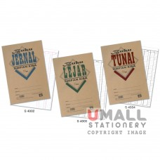 S4003 - Craft Cover Buku Lejar 70gm