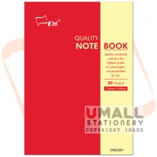 SNB2881 - NOTE BOOK 70gm Malaysia Penang Online Stationery Store