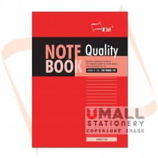 SNB7733 - NOTE BOOK 70gm Malaysia Penang Online Stationery Store