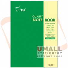 SNB8221 - NOTE BOOK 70gm Malaysia Penang Online Stationery Store
